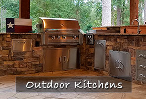 outdoor kitchens kingwood tx