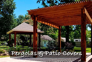 pergolas patio covers