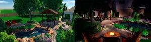 landscape design kingwood tx