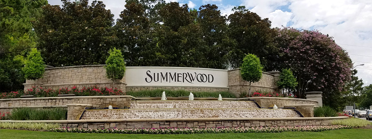 Summerwood TX