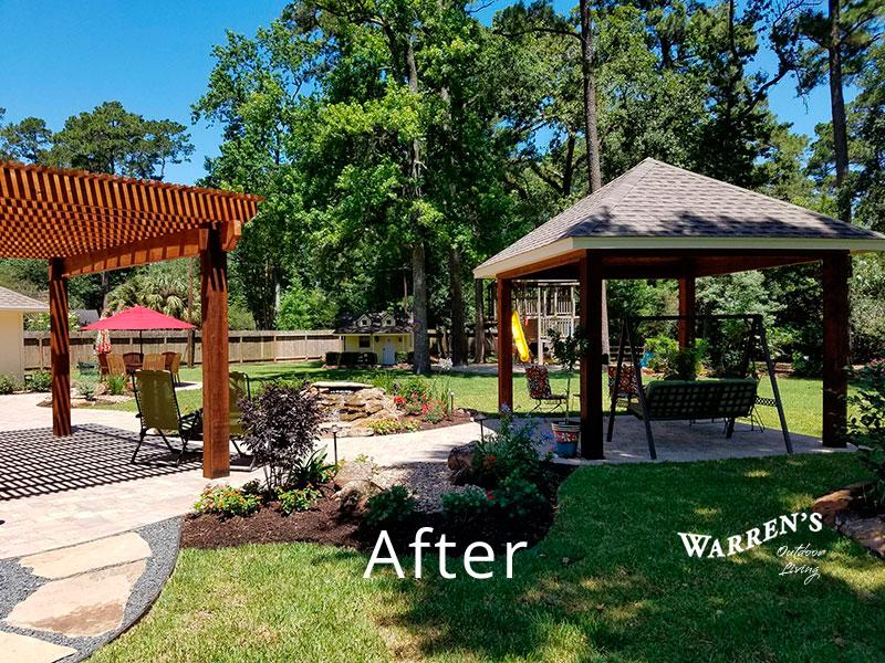 Kingwood Landscaping | Our Mission | Warren's Outdoor Living on Warrens Outdoor Living id=16401