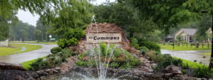 the commons tx