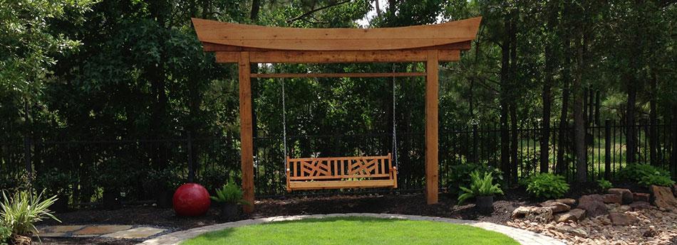 Kingwood Landscaping Portfolio & Landscape Pictures on Warrens Outdoor Living id=52943