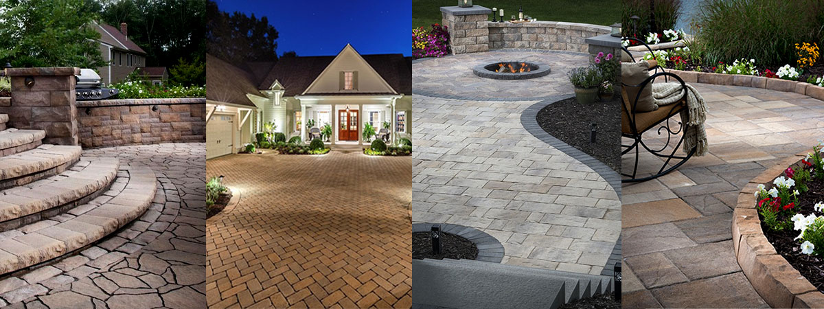 Belgard Pavers, Pathways, Patios, Kingwood, TX