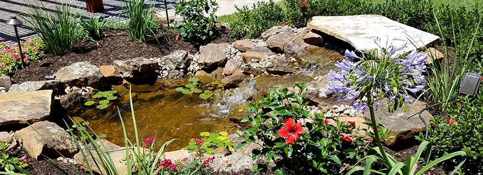 Kingwood Landscaping Portfolio & Landscape Pictures on Warrens Outdoor Living id=39029